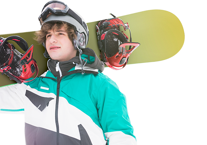 Ski equipment image
